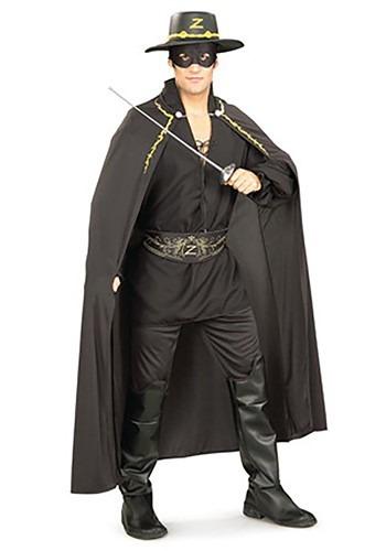 Zorro Adults Accessory Kit