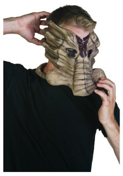 Adult Scary Face Hugger Mask