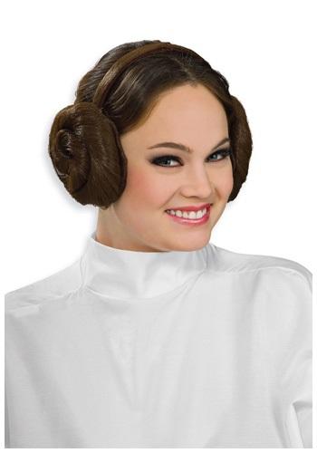 Women Star Wars Princess Leia Bun Headpiece