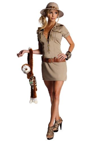Jane the Hunter Women's Costume
