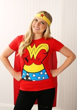 2da79abc12 Wonder Woman Clothing - Fun UK
