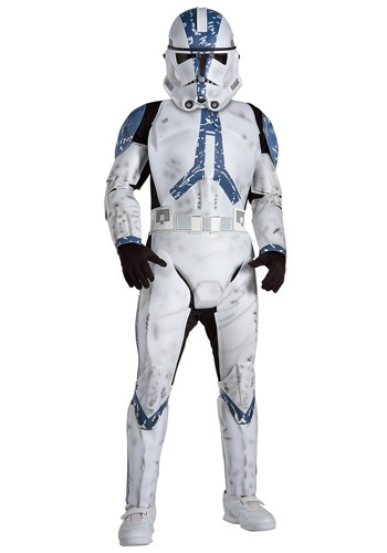 Kids Republic Clone Trooper Deluxe Costume