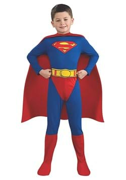 Super Boy Superman Costume