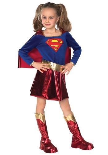 Supergirl Costume For Kids