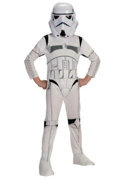 Child Stormtrooper Costume