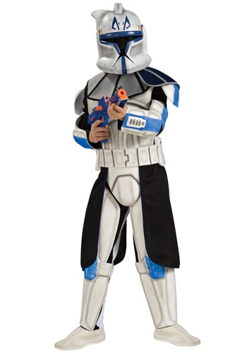 Kids Ultimate Star Wars Clone Trooper Rex Costume