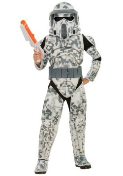 Super Deluxe Kids ARF Trooper Costume