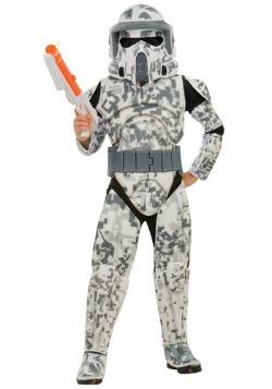 Super Deluxe Kids ARF Trooper Costume