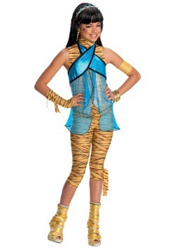 Girl's Monster High Cleo de Nile Costume