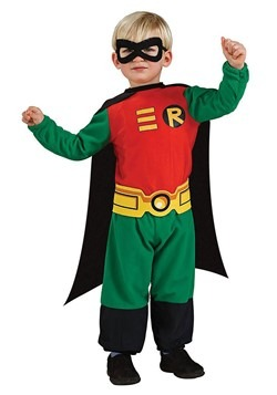 Robin Superhero Toddler Costume