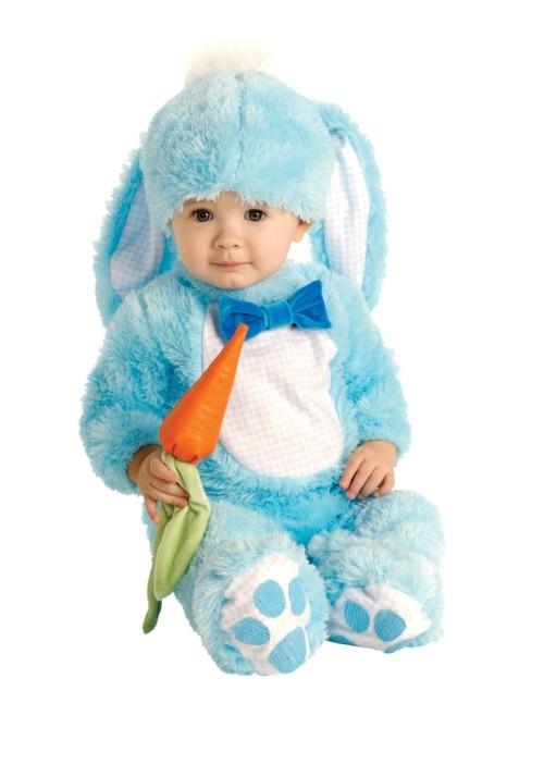 Infant Blue Bunny Costume