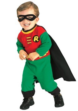 Toddler Robin Teen Titans Costume
