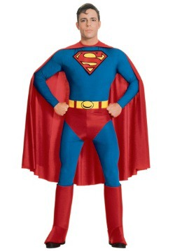 Adult Superman Traditional Costume