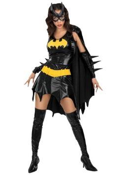 Women's Sexy Batgirl Costume