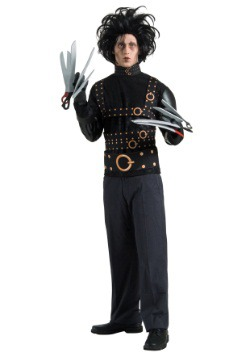 Scary Edward Scissorhands Costume