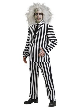 Deluxe Beetlejuice Men's Costume