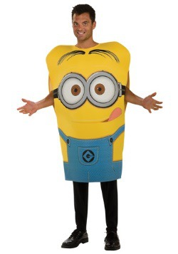 Minion Dave Men's Costume