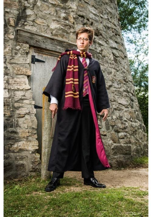 Men's Deluxe Harry Potter Costume
