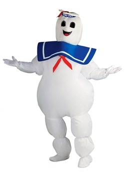 Stay Puft Marshmallow Man Costume