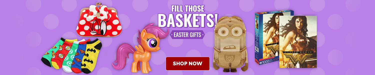 Fill Those Baskets! Easter Gifts